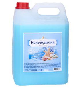 Жидкое крем-мыло Колокольчик Морская свежесть