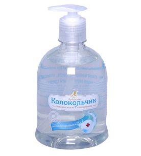 Жидкое мыло Колокольчик Антибактериальное  500 мл оптом