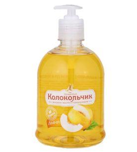 Жидкое мыло Колокольчик Дыня 500 мл оптом