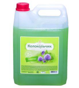 Жидкое мыло Колокольчик Мята