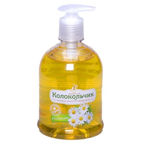 Жидкое мыло Колокольчик Ромашка 500 мл оптом