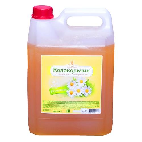 Жидкое мыло Колокольчик Ромашка