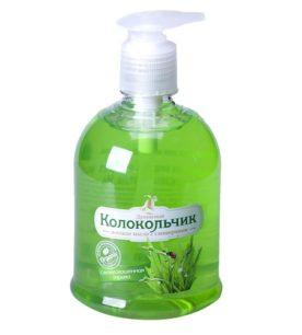 Жидкое мыло Колокольчик Свежескошенная трава 500 мл оптом