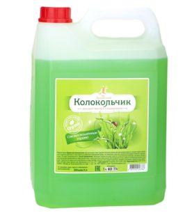 Жидкое мыло Колокольчик Свежескошенная трава
