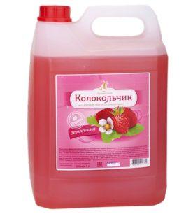 Жидкое мыло Колокольчик Земляника