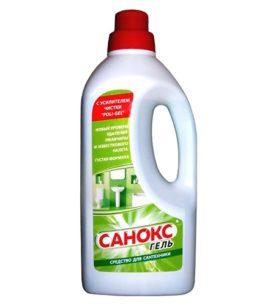 Чистящее средство Санокс Против ржавчины 1