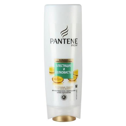 Бальзам-ополаскиватель Pantene Pro-V Блестящие и шелковистые 200 мл оптом