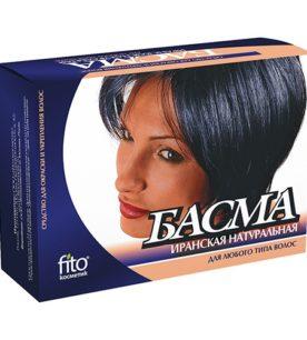 Басма для волос fitoкосметик Иранская 125 г оптом