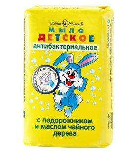Детское мыло NC Антибактериальное