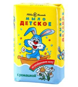 Детское мыло NC С экстрактом ромашки 90 г оптом