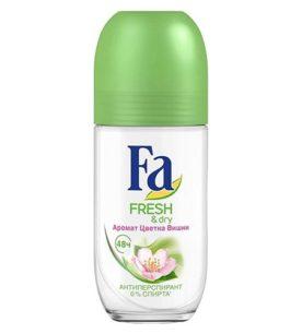 Дезодорант роликовый Fa Fresh&Dry