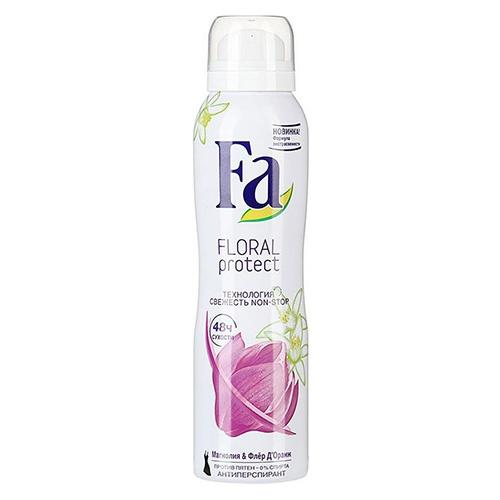 Дезодорант спрей Fa Floral protect