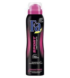 Дезодорант спрей Fa Sport