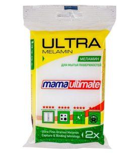 Губка для посуды MAMA ULTIMATE Меламин 1 шт оптом