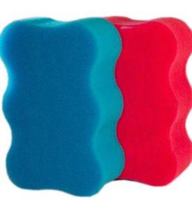 Губка для тела Куп-куп Банная в вакуумной упаковке