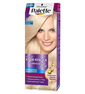 Краска для волос Palette Арктический блондин
