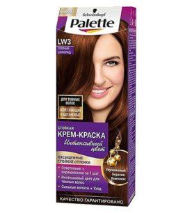 Краска для волос Palette Горячий шоколад