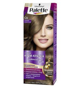 Краска для волос Palette Холодный средне-русый