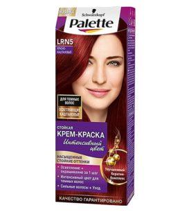 Краска для волос Palette Красно-каштановый