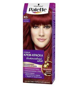 Краска для волос Palette Огненно-красный