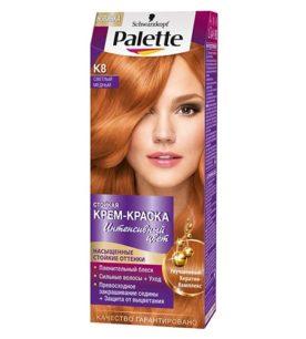 Краска для волос Palette Светло-медный
