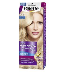 Краска для волос Palette Ванильный блонд