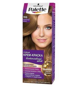 Краска для волос Palette Золотистый мускат