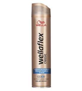Лак для волос Wellaflex Classic
