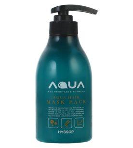 Маска для волос Hyssop Aqua Aqua Hair
