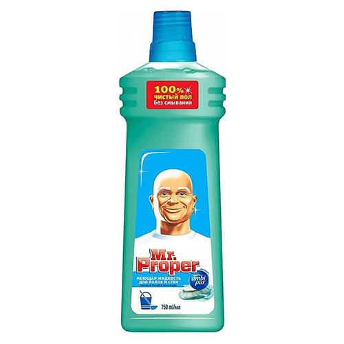 Моющее средство Mr.Proper Горный ручей и прохлада 750 мл оптом