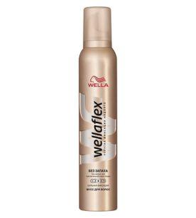 Мусс для волос Wellaflex Без запаха