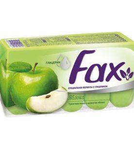 Мыло Fax С ароматом яблока
