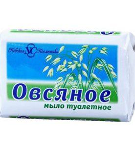 Мыло NC Овсяное 90 г оптом