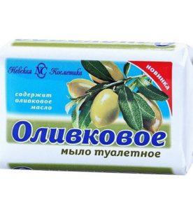 Мыло NC Содержит оливковое масло 90 г оптом