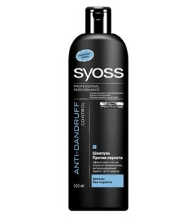 Шампунь Syoss Anti-Dandruff Control 500 мл оптом