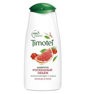 Шампунь Timotei Роскошный объем