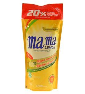 Средство для мытья посуды MAMA LEMON Gold (Сменная упаковка) 600 мл оптом