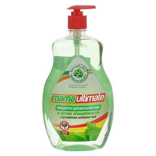Средство для мытья посуды MAMA ULTIMATE Концентрат