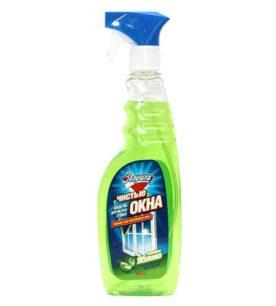 Средство для мытья стекол Золушка Зеленое яблоко