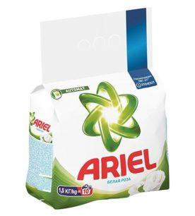 Стиральный порошок Ariel Белая роза 1