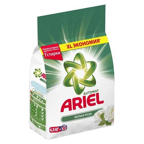 Стиральный порошок Ariel Белая роза 4