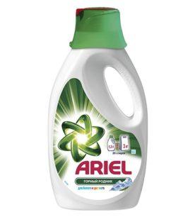 Жидкий стиральный порошок Ariel Горный родник 1