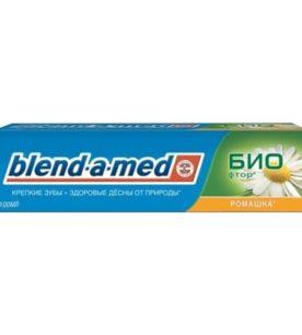 Зубная паста Blend-a-Med Ромашка