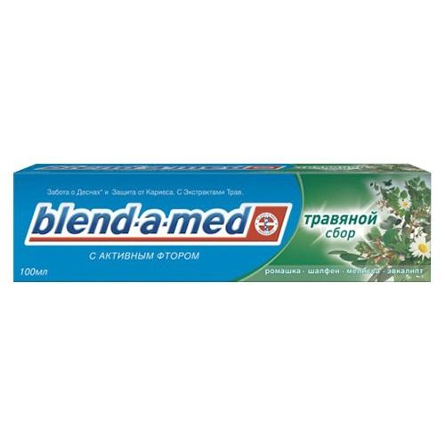 Зубная паста Blend-a-Med Травяной сбор