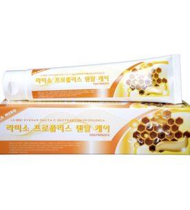 Зубная паста La Miso С ионами золота 150 г оптом
