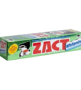 Зубная паста Zact Whitening 100 мл оптом
