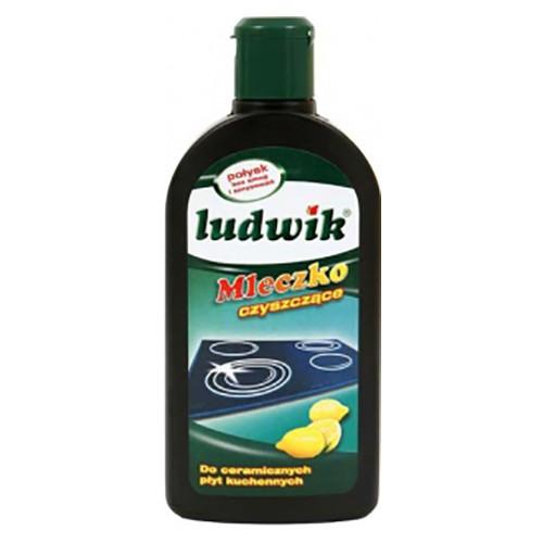 Чистящее средство Ludwik Для керамических кухонных плит 300 мл оптом