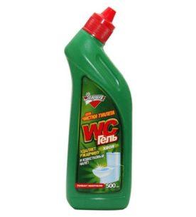 Чистящее средство для туалета Золушка Хвоя 500 мл оптом