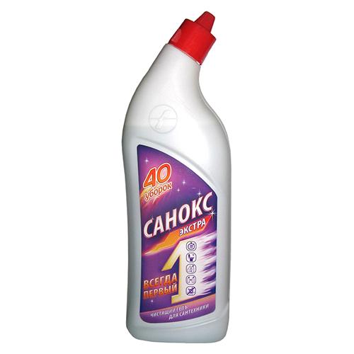 Чистящий гель САНОКС 40 уборок