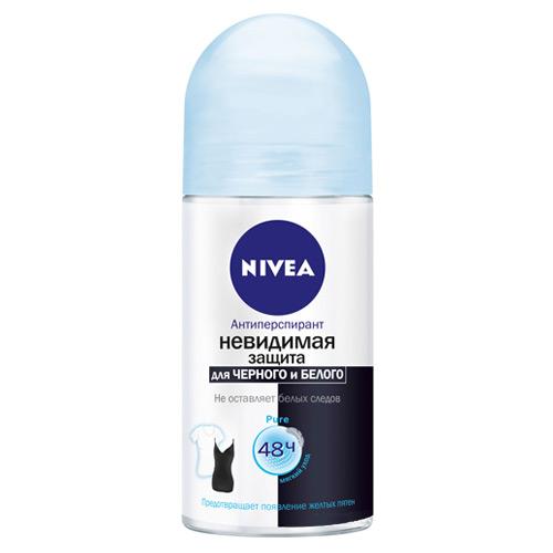 Део-дезодорант роликовый NIVEA Pure